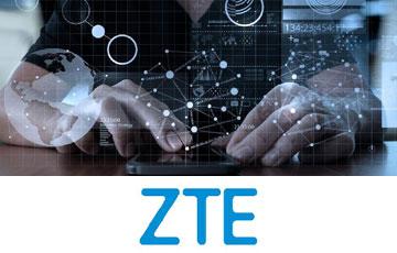 ZTE, cliente de 4set