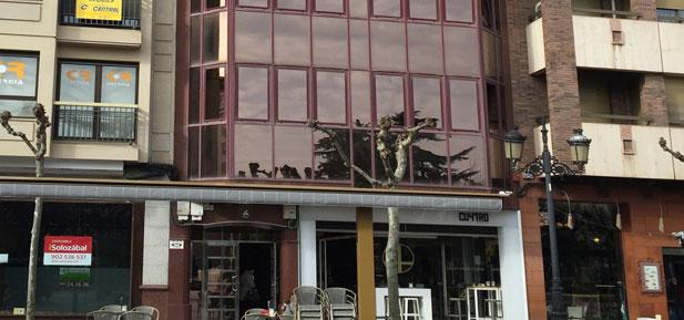 Oficina de 4set en Logroño