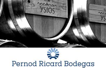 Pernod Ricard Bodegas y 4set