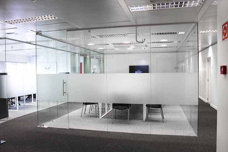 Oficinas de 4set en madrid 4set talent technology for Vaciado de oficinas en madrid