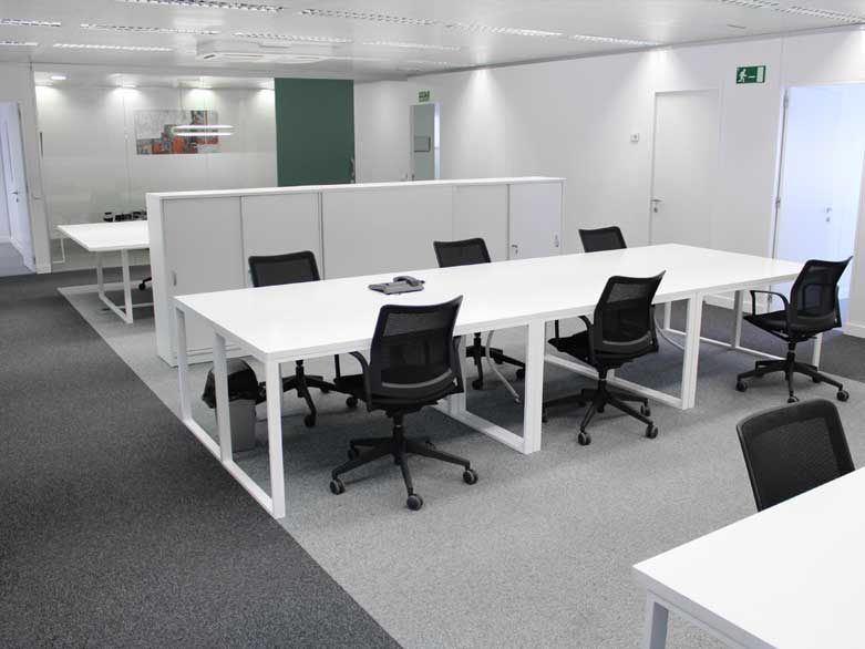 Oficina de 4set, Madrid