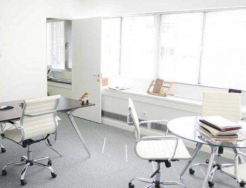 La oficina de 4set en Madrid
