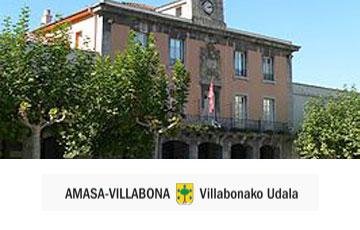 Ayuntamiento de Villabona cliente de 4set